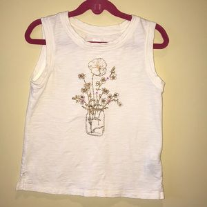 Gap Kids Sleeveless Top Size M (8)